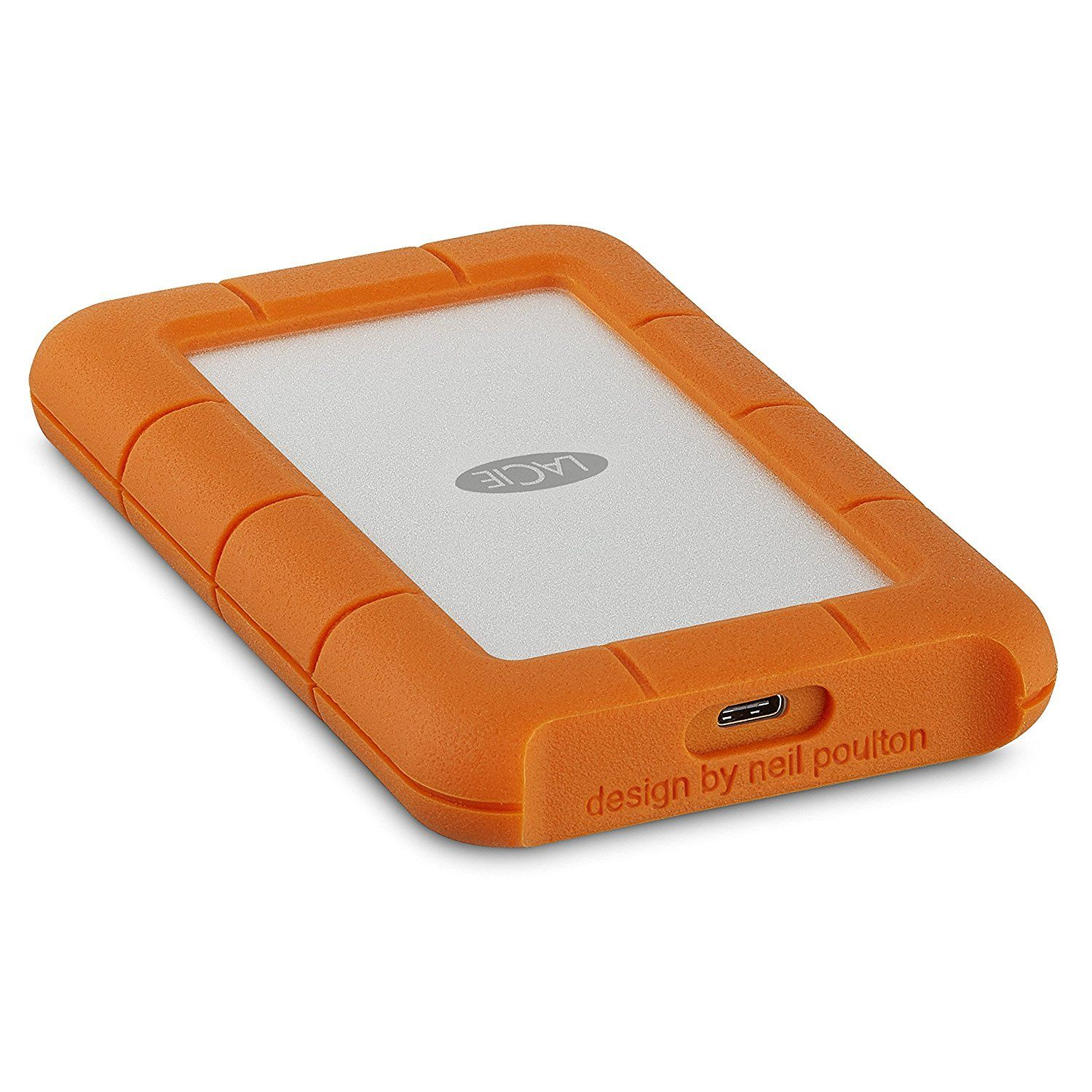 Lacie Rugged Usb C 1tb Mobile Drive